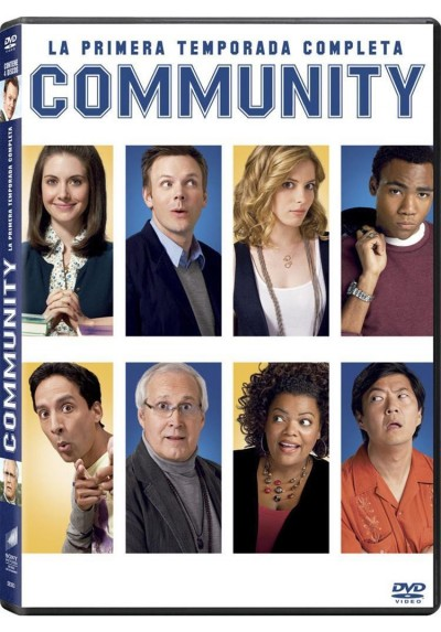 Community - 1ª Temporada (The Community)