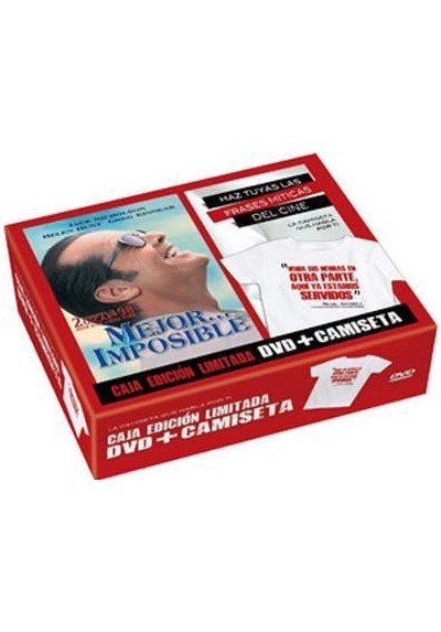 Mejor... Imposible: Caja Edicion Limitada (DVD + CAMISETA)