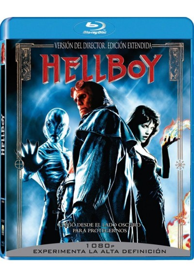 Hellboy : Version Del Director (Ed. Extendida) (Blu-Ray)