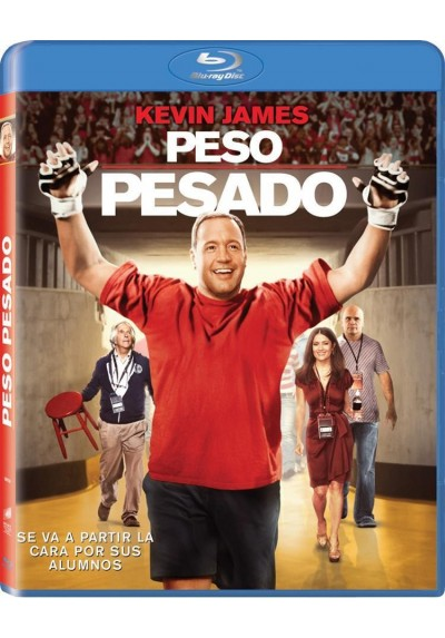Peso Pesado (Blu-Ray) (Here Comes The Boom)