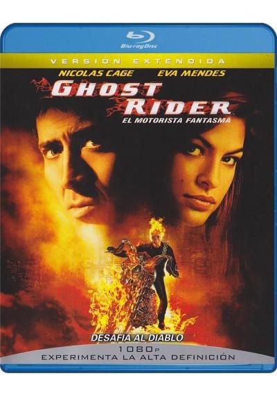 Ghost Rider (El Motorista Fantasma) (Blu-Ray)