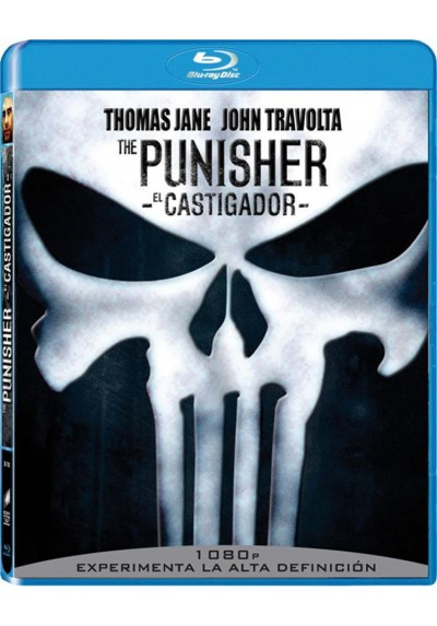 The Punisher (El Castigador) (Blu-Ray)