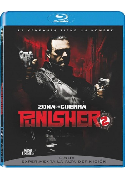 Punisher 2 : Zona De Guerra (Blu-Ray) (Punisher : War Zone)