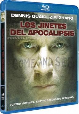 Los Jinetes Del Apocalipsis (Blu-Ray) (Horsemen)