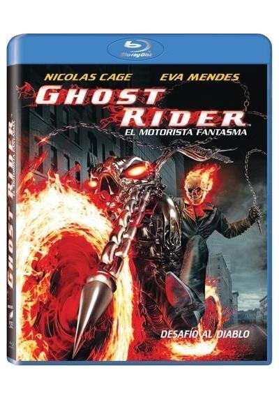 Ghost Rider (El Motorista Fantasma) (Ver. Extendida)