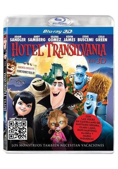 Hotel Transilvania (Blu-Ray 3d)