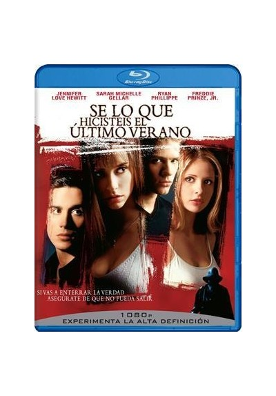 Se Lo Que Hicisteis El Ultimo Verano (Blu-Ray) (Know What You Did Last Summer)