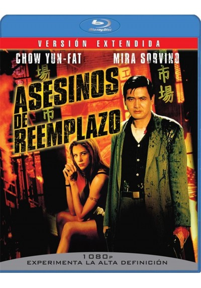 Asesinos De Reemplazo (Blu-Ray) (The Replacement Killers)
