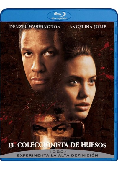 El Coleccionista De Huesos (Blu-Ray) (The Bone Collector)