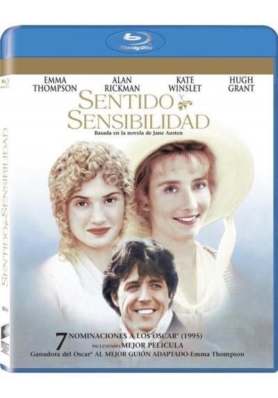 Sentido Y Sensibilidad (1995) (Blu-Ray) (Sense And Sensibility)