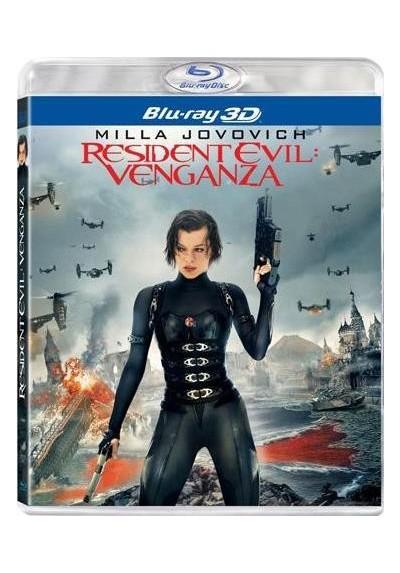 Resident Evil : Venganza (Blu-Ray 3d) (Resident Evil : Retribution)
