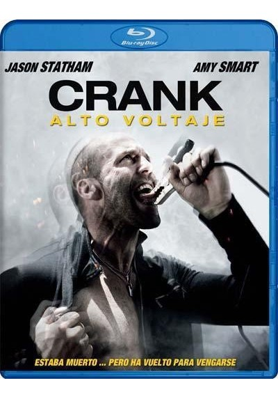 Crank : Alto Voltaje (Blu-Ray) (Crank: High Voltage)