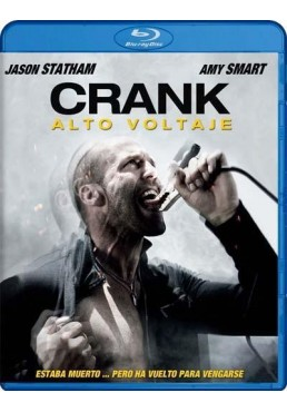 Crank : Alto Voltaje (Blu-Ray) (Crank: High Voltage)