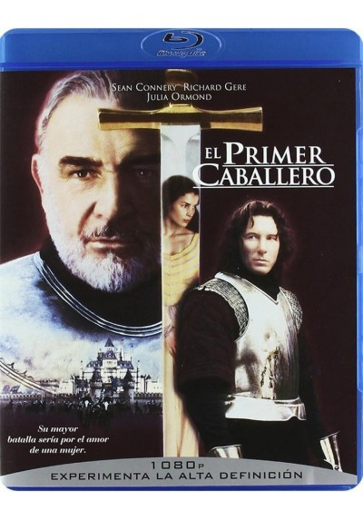 El Primer Caballero (Blu-Ray) (First Knight)
