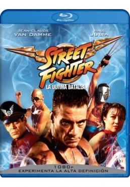 Street Fighter (La Ultima Batalla) (Blu-Ray)