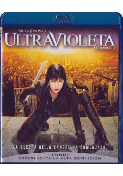 Ultravioleta (2005) (Blu-Ray) (Ultraviolet)