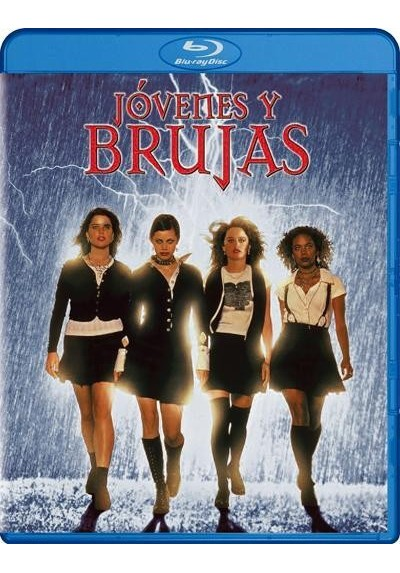 Jovenes Y Brujas (The Craft) (Blu-Ray)