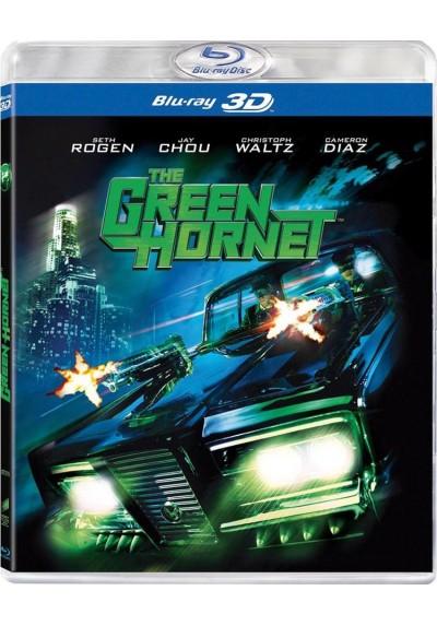 The Green Hornet (Blu-Ray 3d)