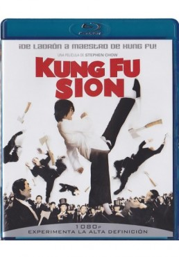 Kung Fu Sion (Blu-Ray) (Gong Fu)
