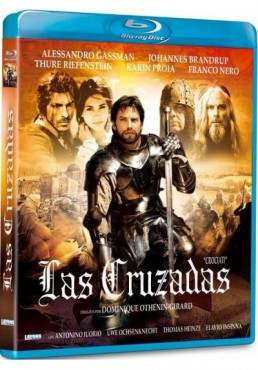 Las Cruzadas (Blu-Ray) (Crociati)