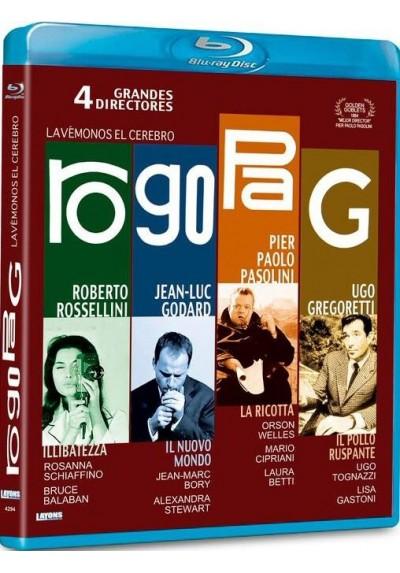Rogo Pag - Lavemonos El Cerebro (Blu-Ray)