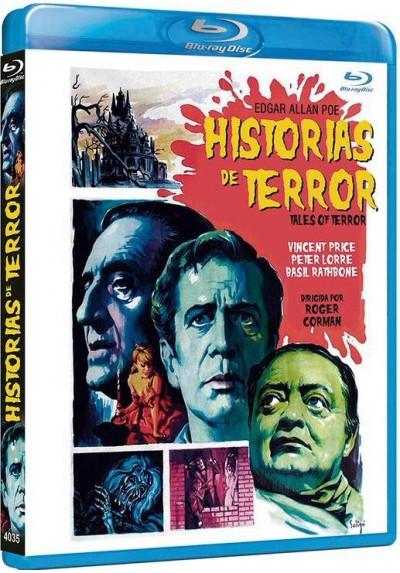 Historias De Terror (Blu-Ray) (Tales Of Terror)
