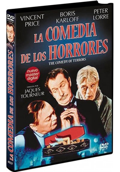 La Comedia De Los Horrores  (The Comedy Of Terrors)
