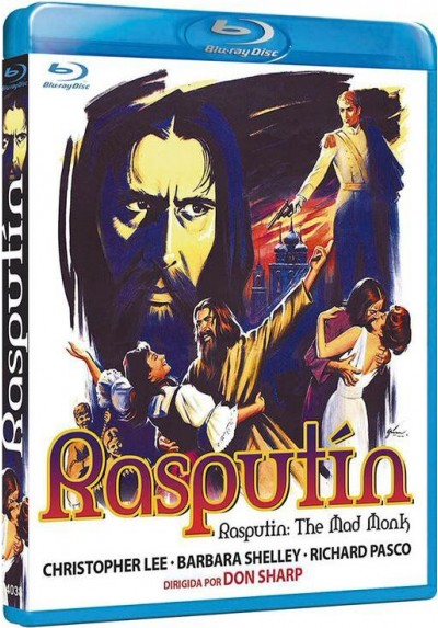Rasputin (Blu-Ray) (Rasputin: The Mad Monk)