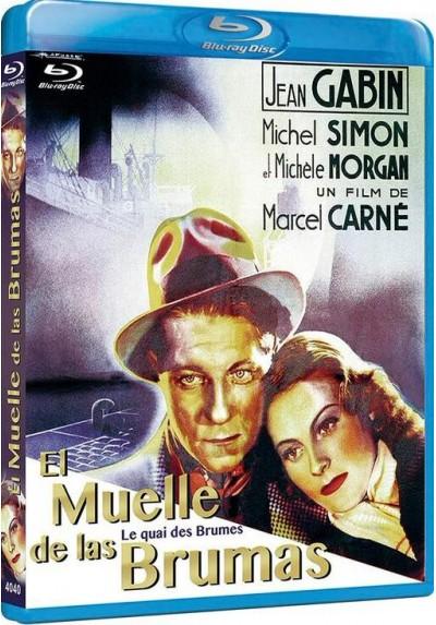 El Muelle De Las Brumas (Blu-Ray) (Le Quai Des Brumes)