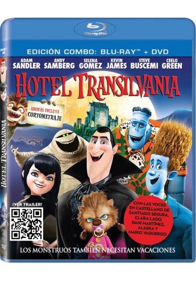 Hotel Transilvania (Blu-Ray + Dvd)