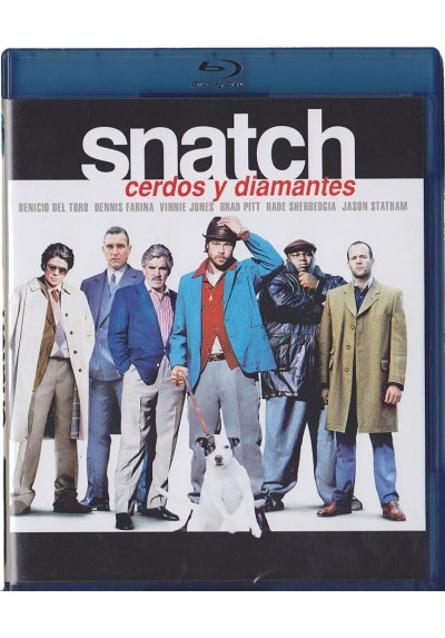 Snatch (Cerdos Y Diamantes) (Blu-Ray)