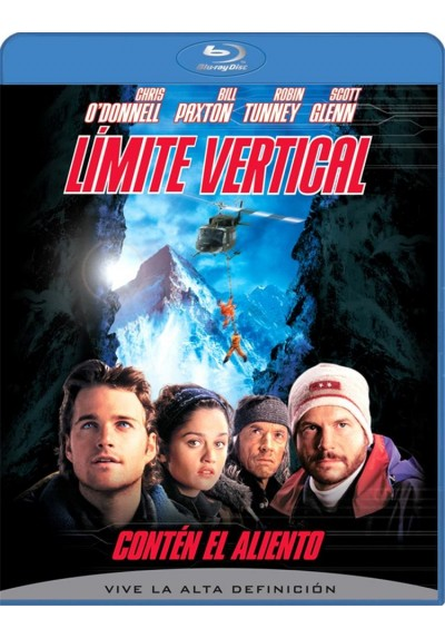 Limite Vertical (Blu-Ray) (Vertical Limit)