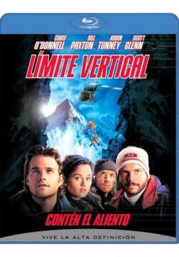 Limite Vertical (Blu-Ray) (Vertical Limit)
