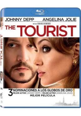 The Tourist (Blu-Ray)