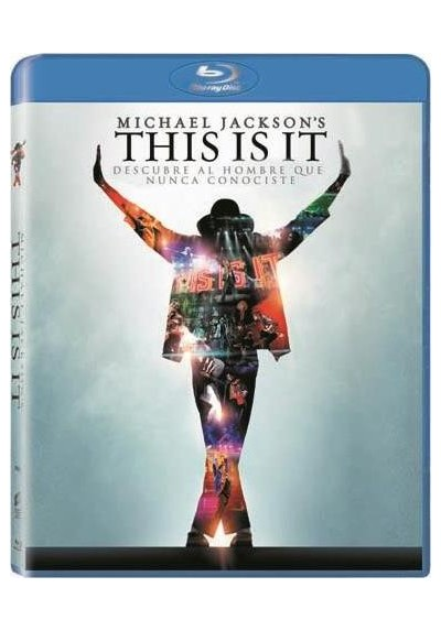 Michael Jackson´s This Is It (Blu-Ray)