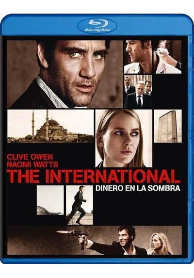 The International : Dinero En La Sombra (Blu-Ray)
