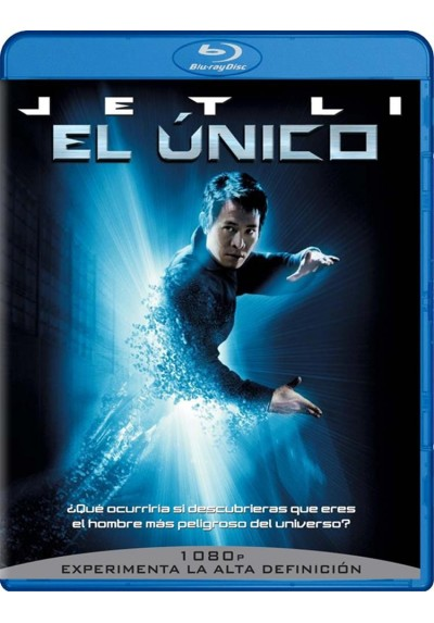 El Unico (Blu-Ray) (The One)
