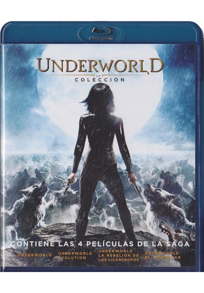 Underworld : La Coleccion (Blu-Ray)