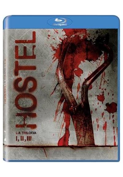 Hostel : La Trilogia I, II, III (Blu-Ray)