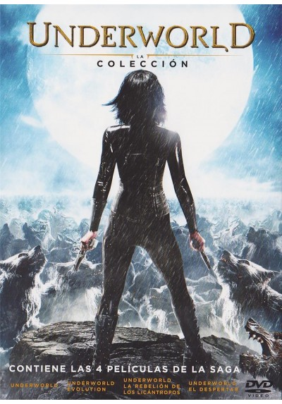 Underworld : La Coleccion