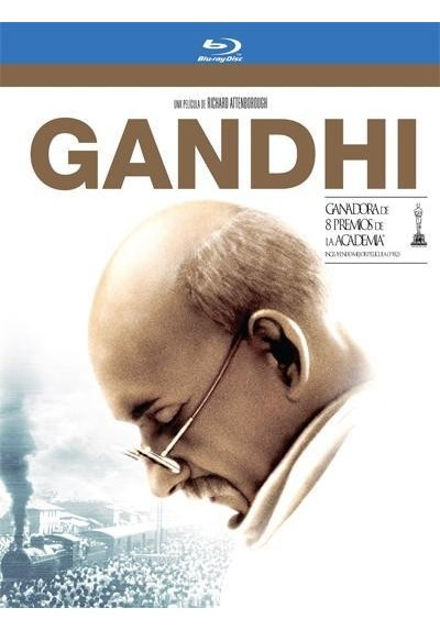 Gandhi (Blu-Ray) (O-Ring)