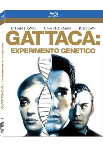 Gattaca:Experimento Genetico (Blu-Ray) (O-Ring)