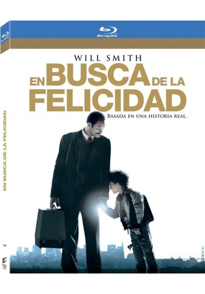En Busca De La Felicidad (2006) (Blu-Ray) (O-Ring) (The Pursuit Of Happiness)