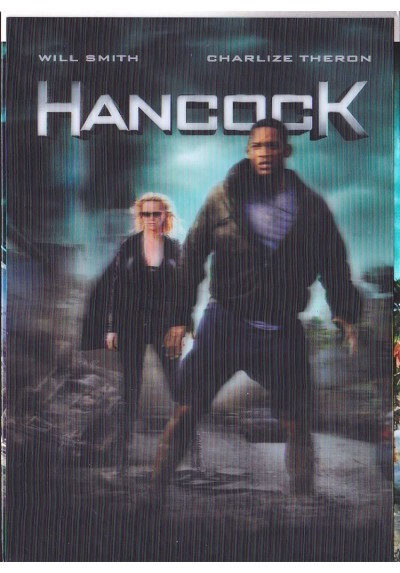 Hancock (Ed. Especial + Copia Digital)
