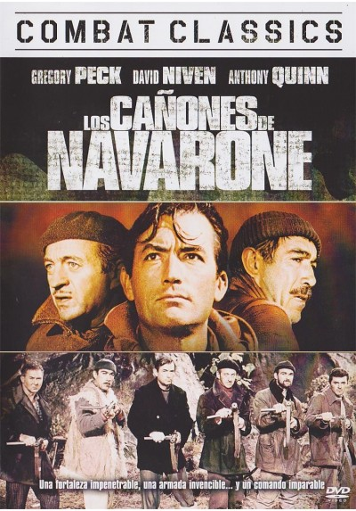 Los Cañones De Navarone (The Guns Of Navarone)