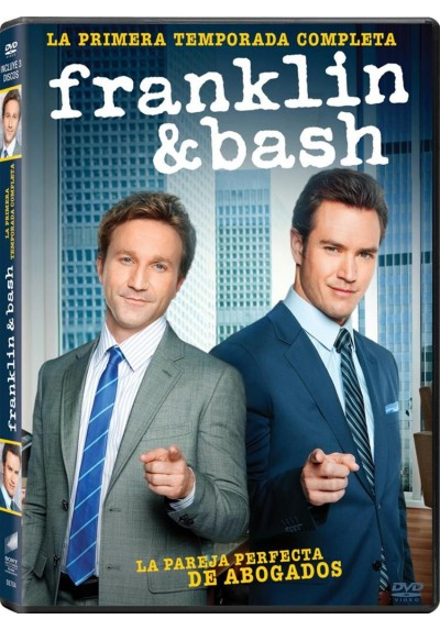Franklin & Bash - 1ª Temporada
