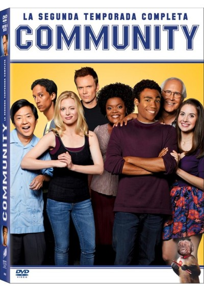 Community - 2ª Temporada (The Community)