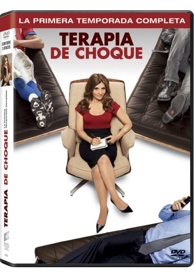 Terapia De Choque - 1ª Temporada (Neccesary Roughness)