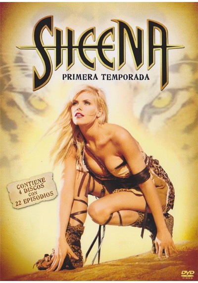 Sheena - 1ª Temporada