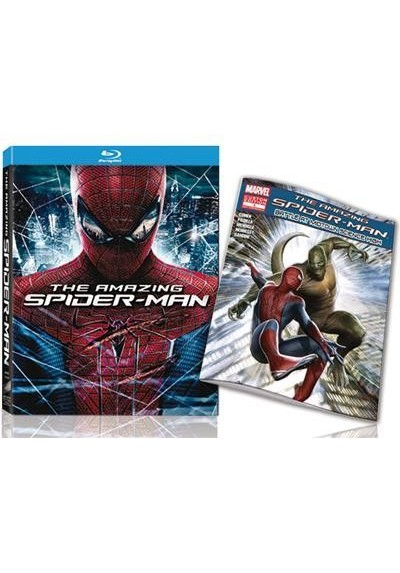 The Amazing Spider-Man (Ed. 2 Discos) (Blu-Ray)
